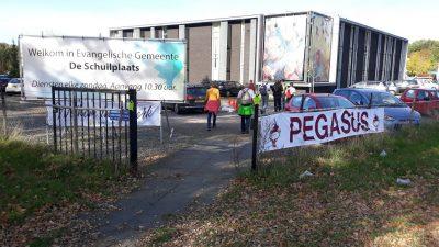 Pegasus Wandeltocht Gemeente Ede SRVV De Schuilplaats